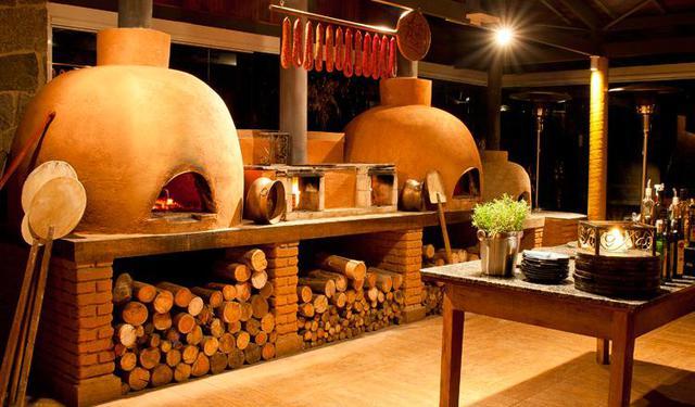Dica de Gastronomia – Arte da Pizza no Grande Hotel Senac Campos do Jordão