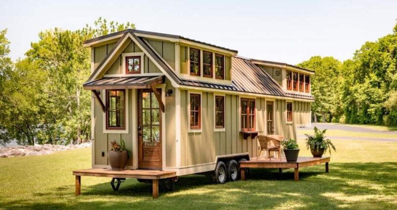 """Movimento """"Tiny House"""""""